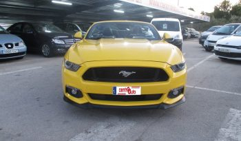 Ford Mustang Convertible 5.0 Ti-VCT GT Aut completo