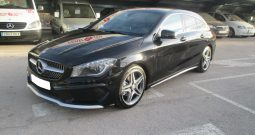 Mercedes-Benz CLA 200 Shooting Brake CDI AMG Line