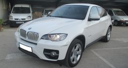 BMW X6 xDrive Pack M 40dA CUERO BURDEOS